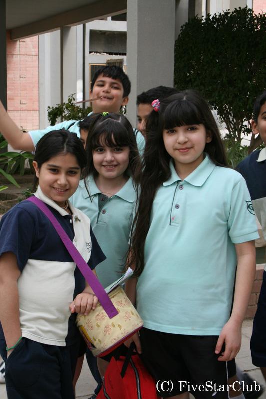 クウェートの子供たち