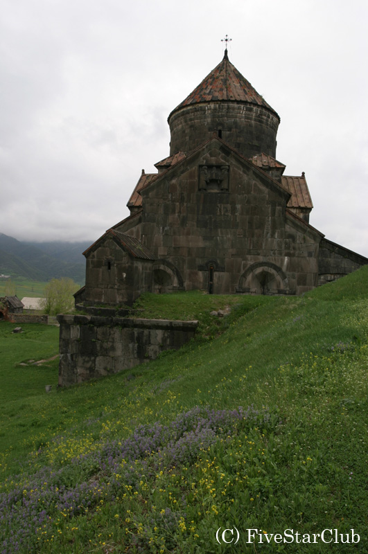 ハグパット修道院