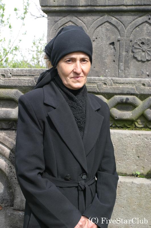 サナヒン修道女
