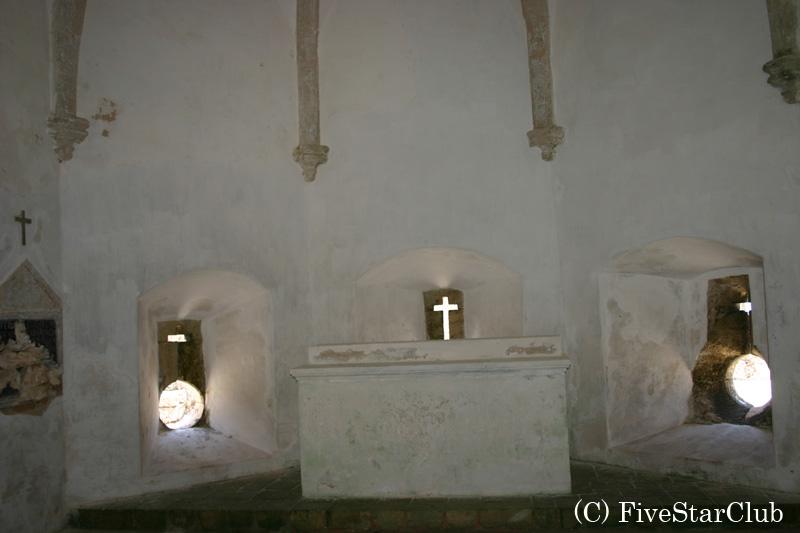ノセ・セニョーラ・デ・バルアテ教会