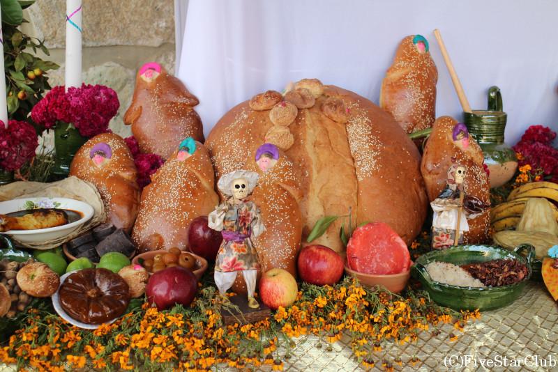 死者が食べるためのパン