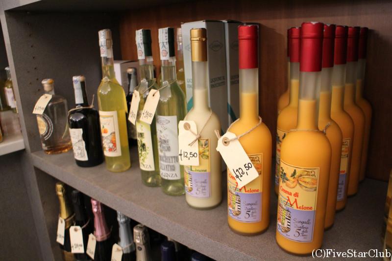 チンクエテッレではワインも楽しみのひとつ