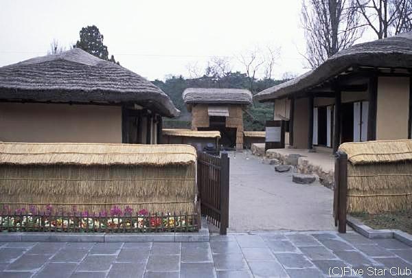 万景台(金日成主席の生家)