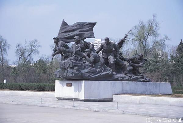 祖国解放戦争勝利記念塔
