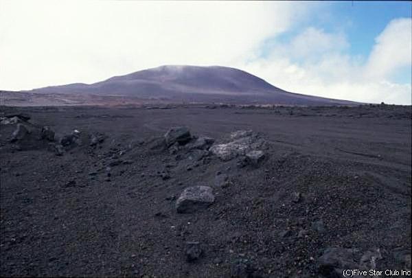 レ・ユニオンは海底火山が 噴火してできた島