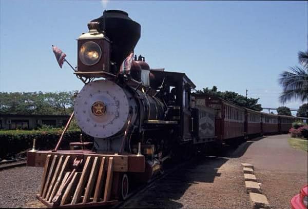 カアナパリ鉄道