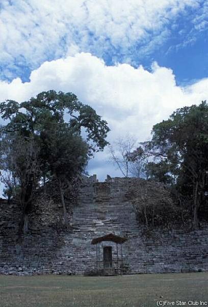 コパン遺跡(ホンジュラス)