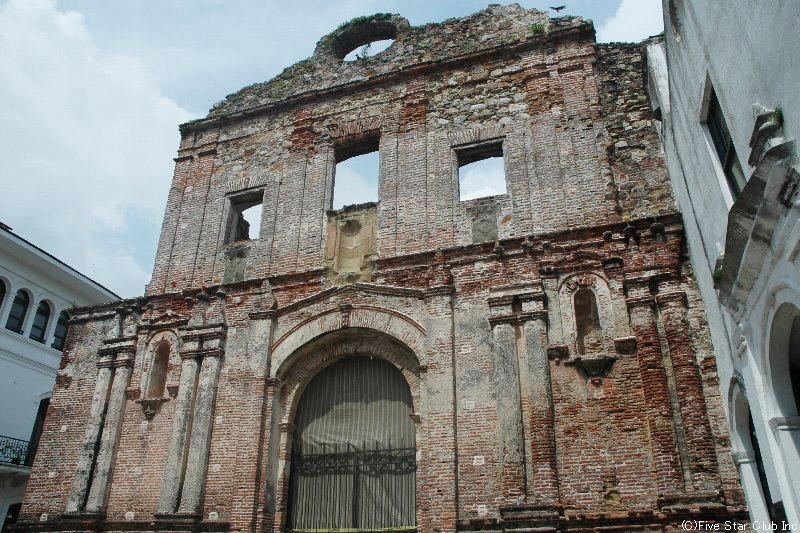 パナマ旧市街