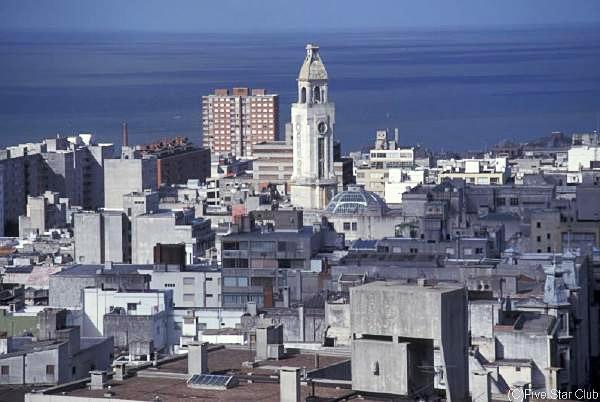 モンテビデオ(ウルグアイ)