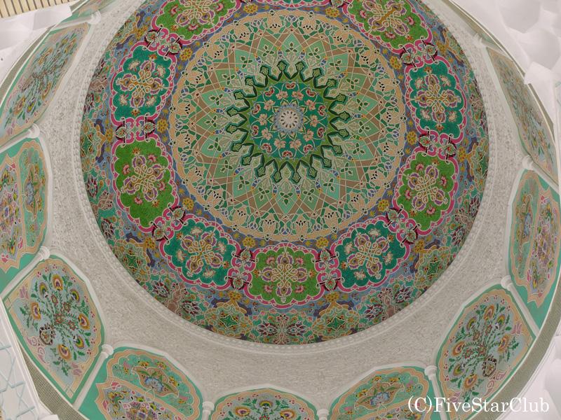 ドゥシャンベのモスク