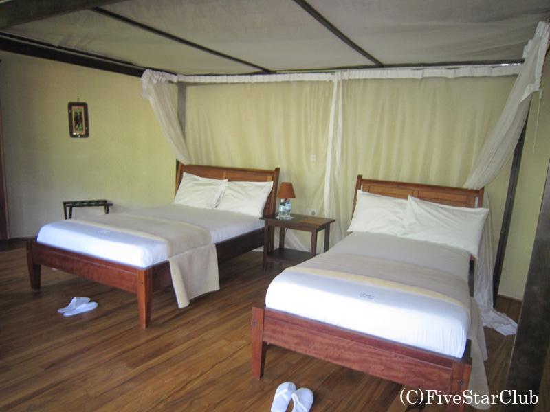 ホテル マホガニースプリングス