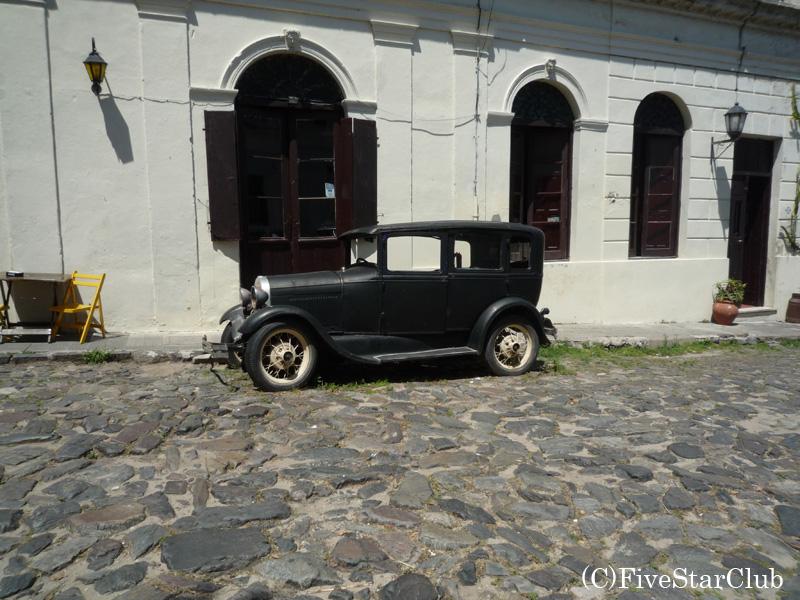 石畳が美しい旧市街