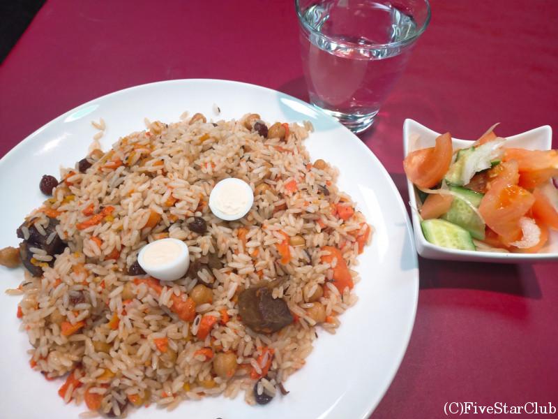 中央アジア料理店 ヴァタニム