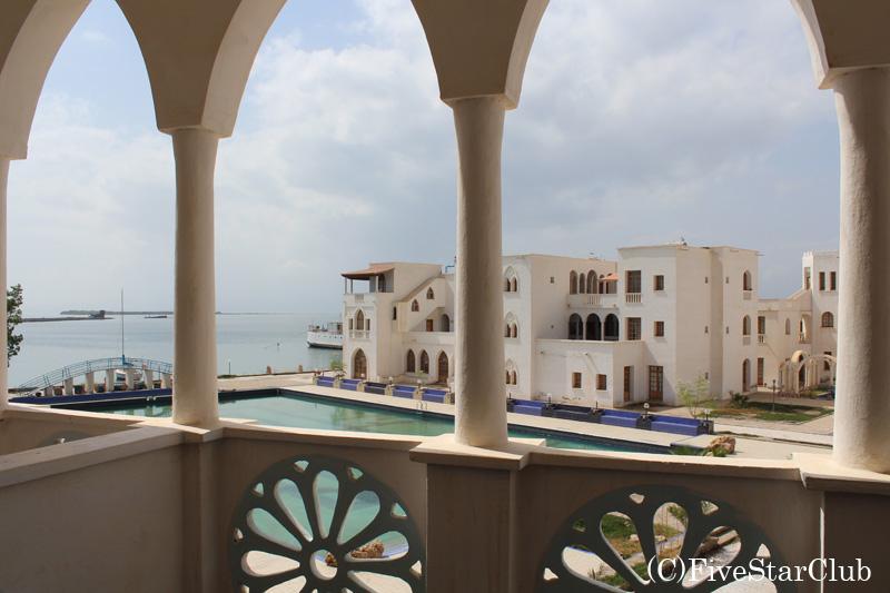 ホテル DAHLAK GRAND HOTEL