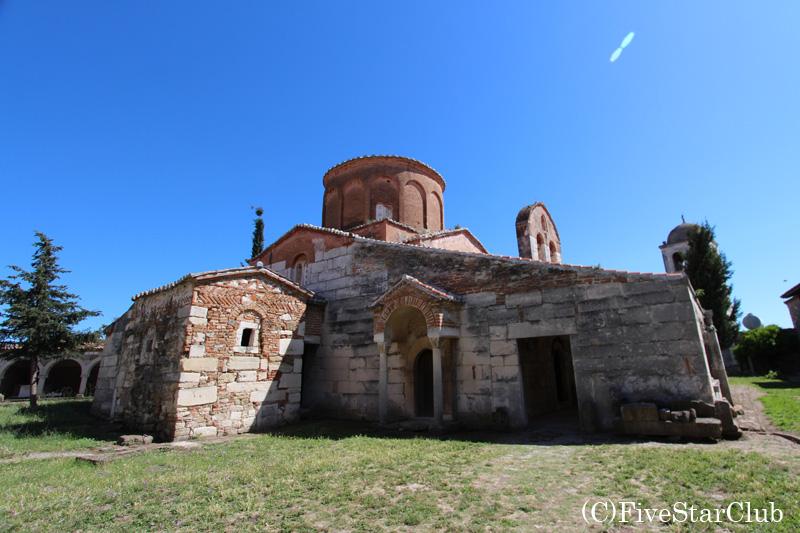 アポロニア遺跡/聖マリア教会