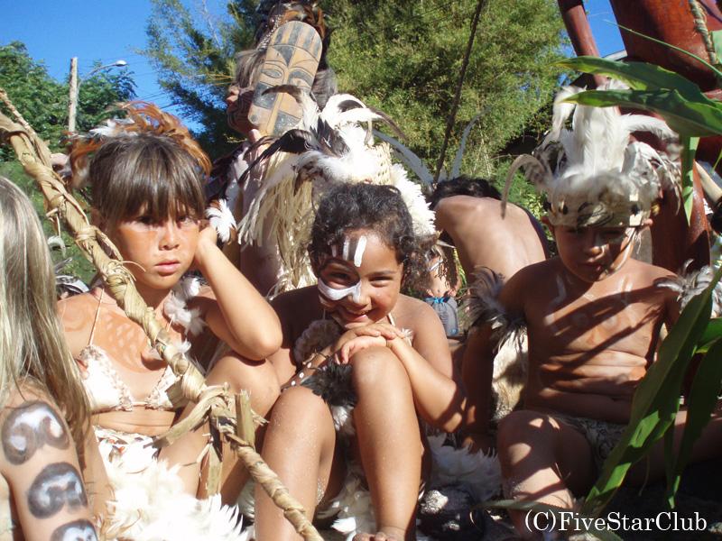 イースター島最大の祭り タパティ
