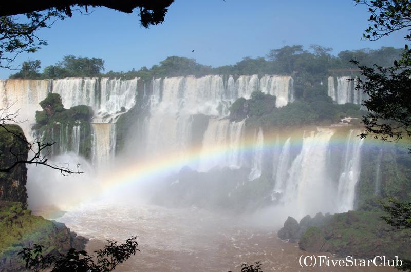 イグアス滝(アルゼンチン側)