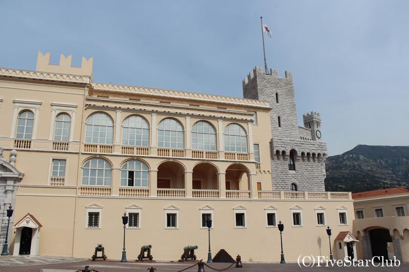 モナコ大公宮殿
