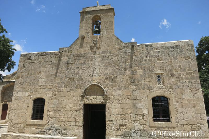 キティ村の教会