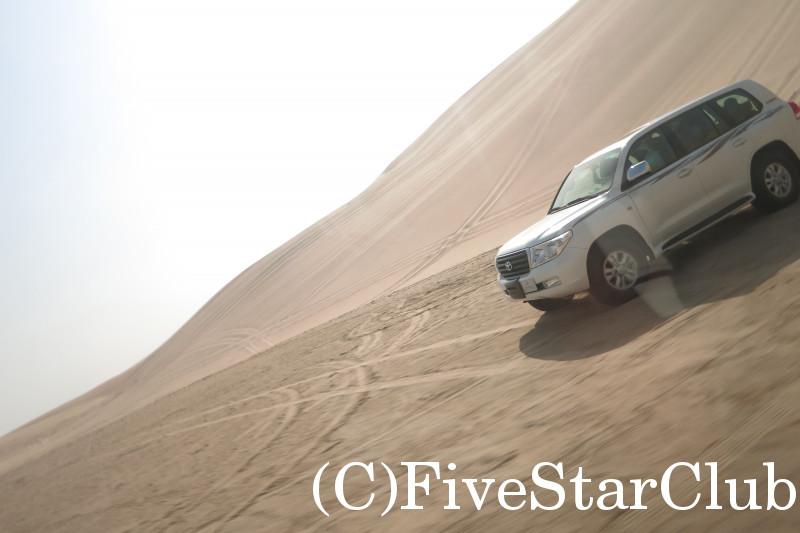 インランドシー砂漠ツアー