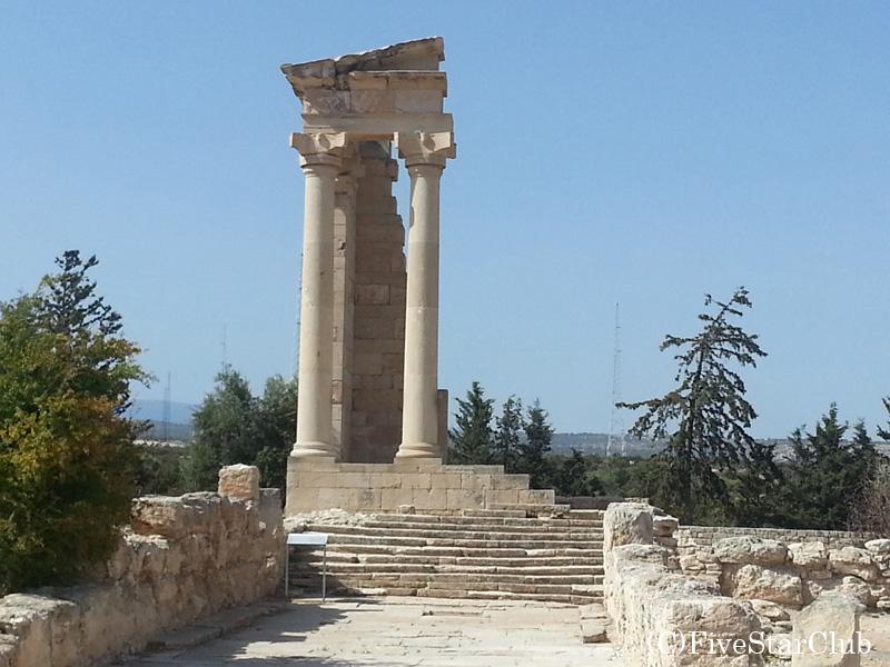 クリオン古代遺跡