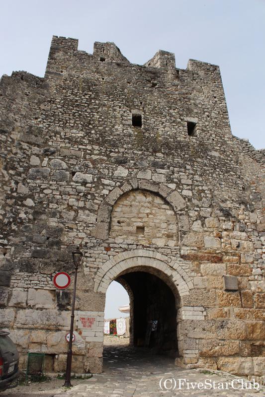 ベラティ城