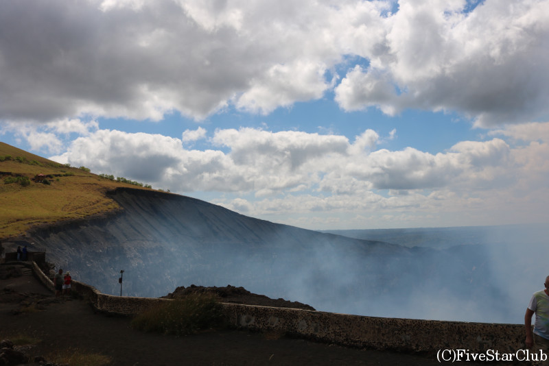 マサヤ火山