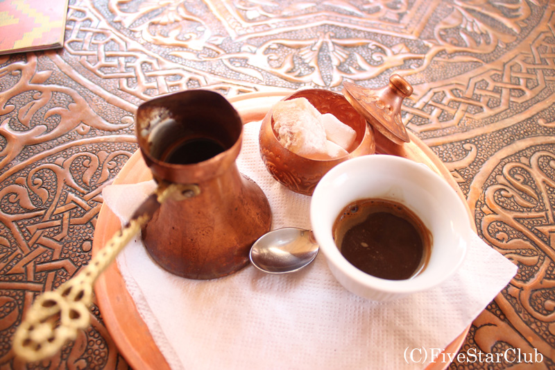 ボスニア風コーヒー