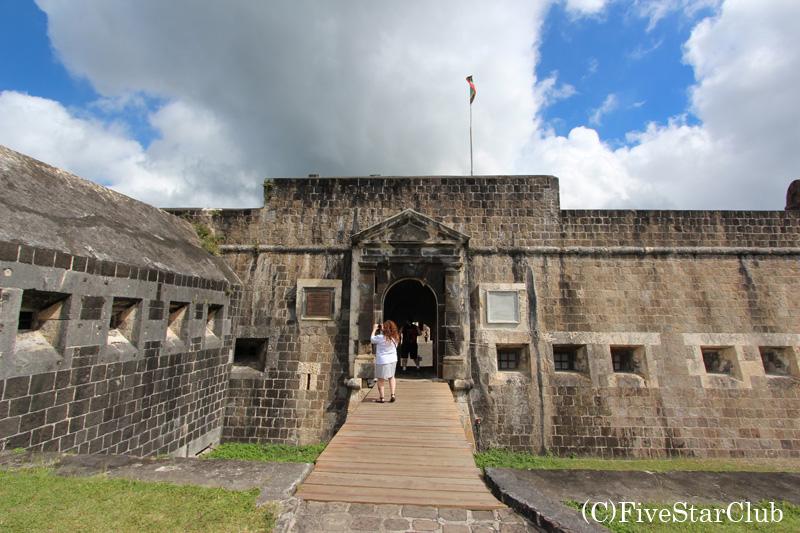 ブライムストーンヒル要塞