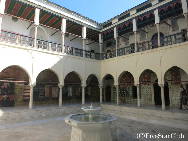 ハジ・アハメット宮殿