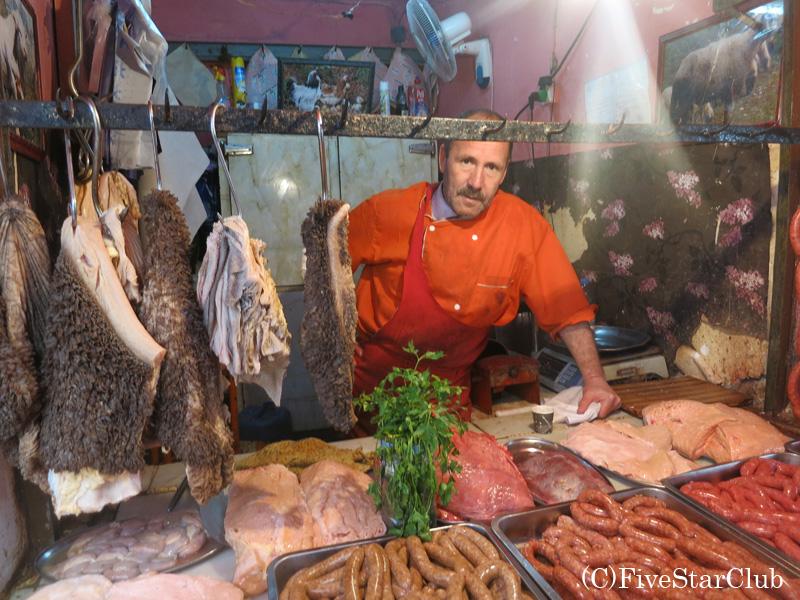 メディナのスーク(市場)