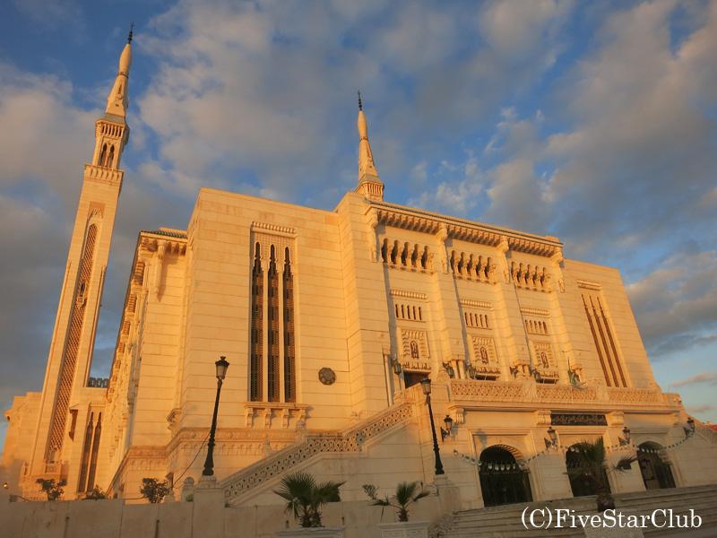 アミール・アブドゥルカーディルモスク