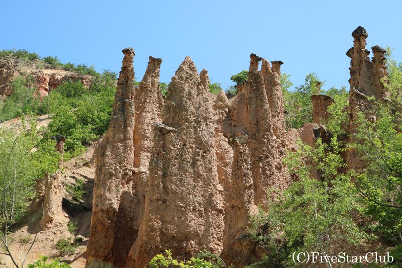 悪魔の塔 アボリジャバロ