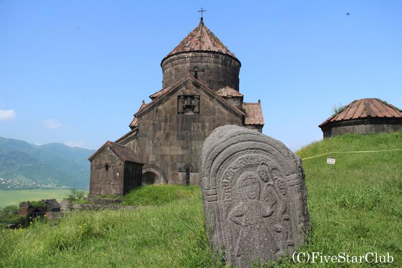 ハフパット修道院
