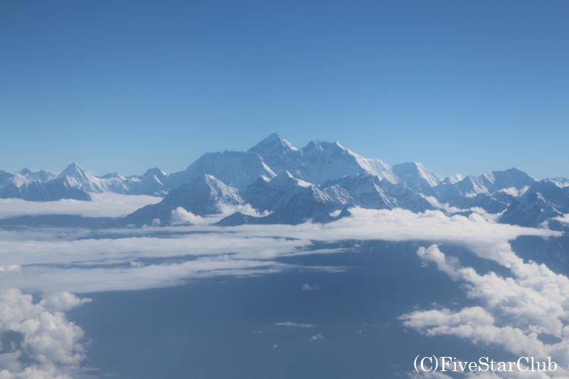 エベレストとマカルー