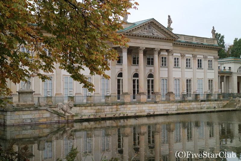ワジェンキ宮殿