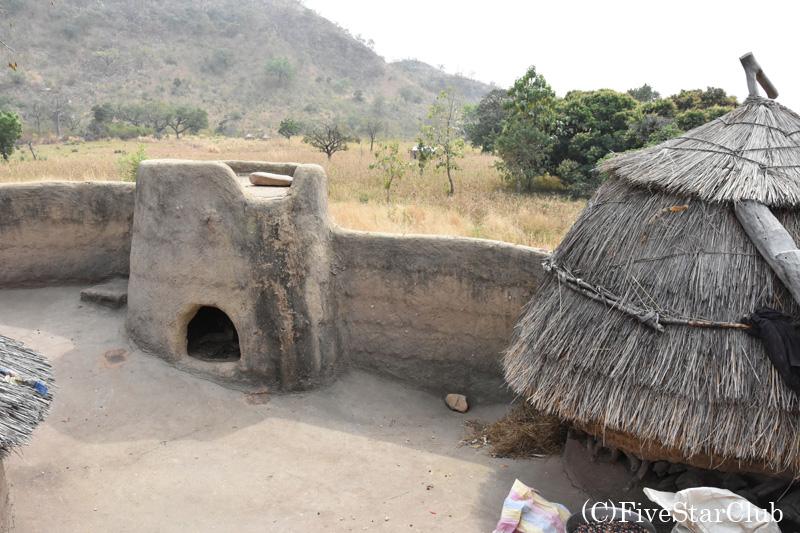 タタと呼ばれる伝統的住居