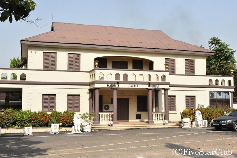 クマシ王宮博物館