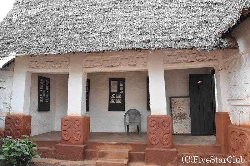 世界遺産アシャンティの伝統的建築物群