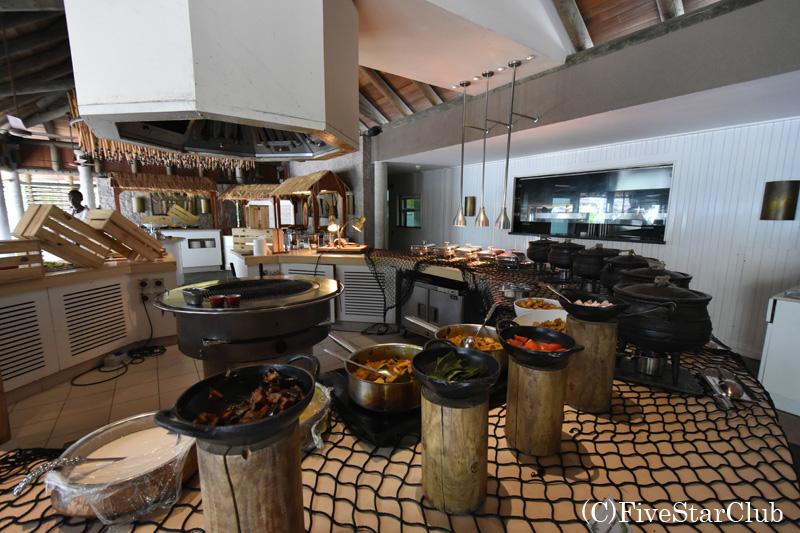 コンスタンスエフェリア SESELWAレストラン