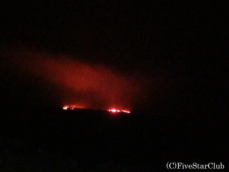 エルタアレ火山口