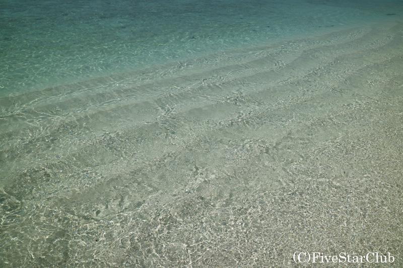 Amari Havodda Maldives/驚くほど透明な海