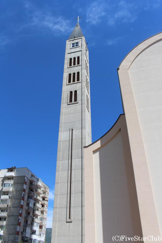 平和の鐘の塔