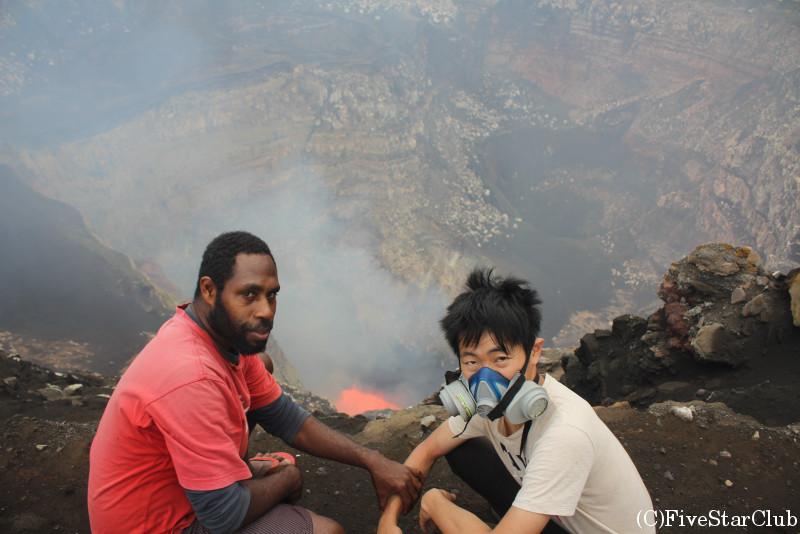 ベンボウ火山