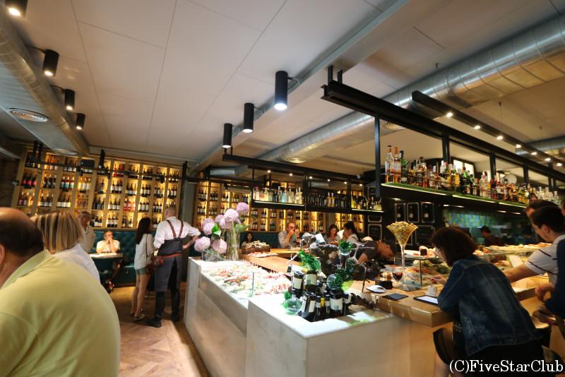 タパスの美味しいレストラン:ビニトゥス
