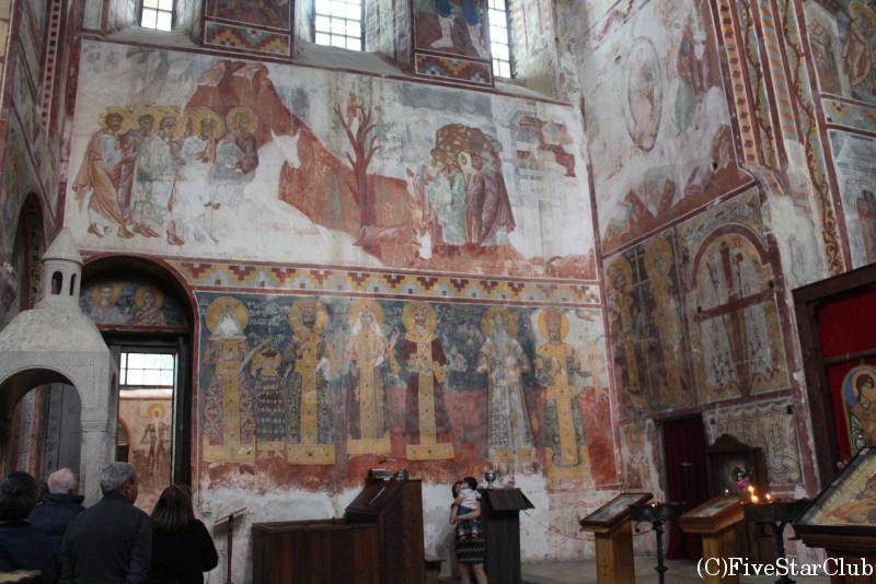 世界遺産ゲラティ修道院