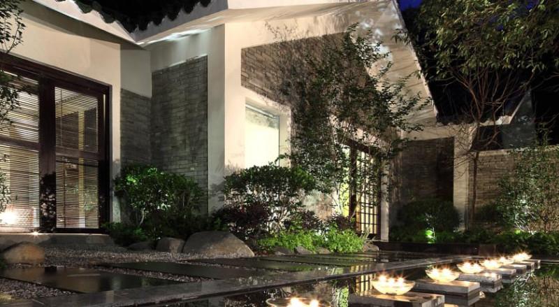 落ち着いた雰囲気の鶴川温泉リゾート