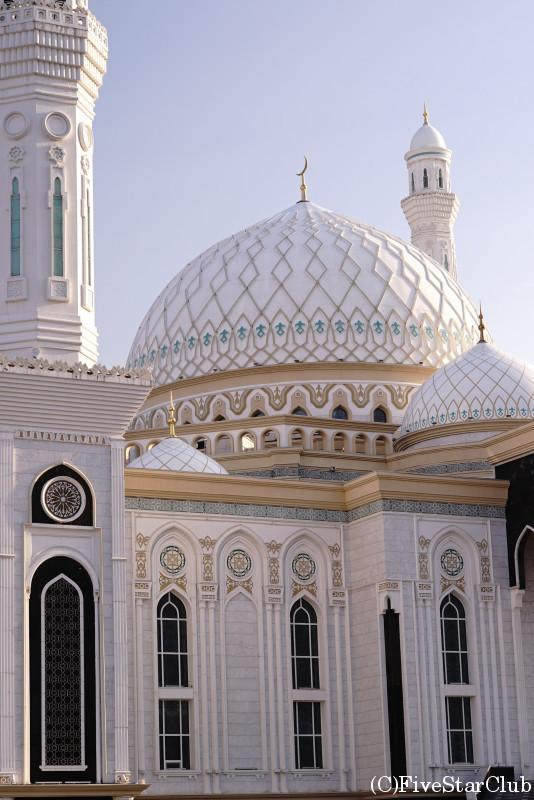 ハズィレット・スルタン・モスク