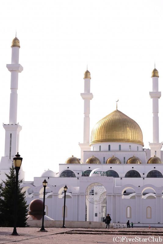 Nur-Astanaモスク
