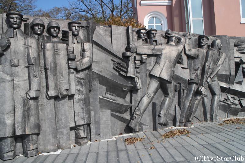 第二次世界大戦戦没者モニュメント
